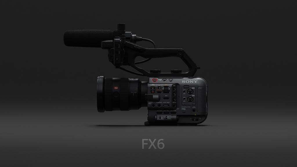 Sony ra mắt FX6: Camera gọn nhẹ với cảm biến Full-Frame giá từ 142 triệu ảnh 5