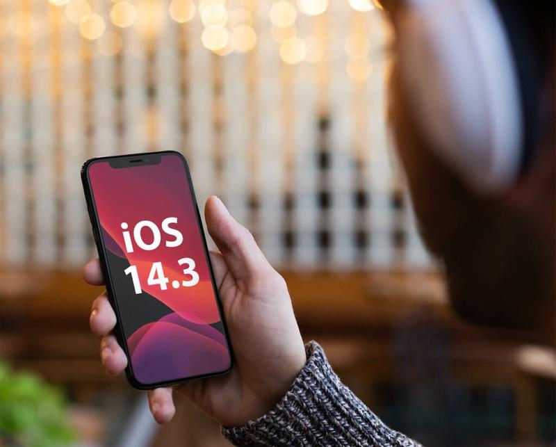 So sanh thoi luong pin tren iOS 14.2 voi iOS 14.3