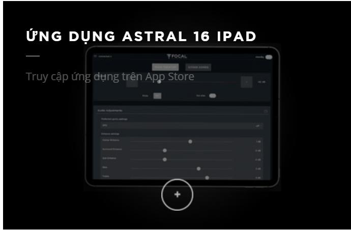 Astral 16 - Bất ngờ ampli xem phim xuất sắc đến từ hãng loa Focal ảnh 4