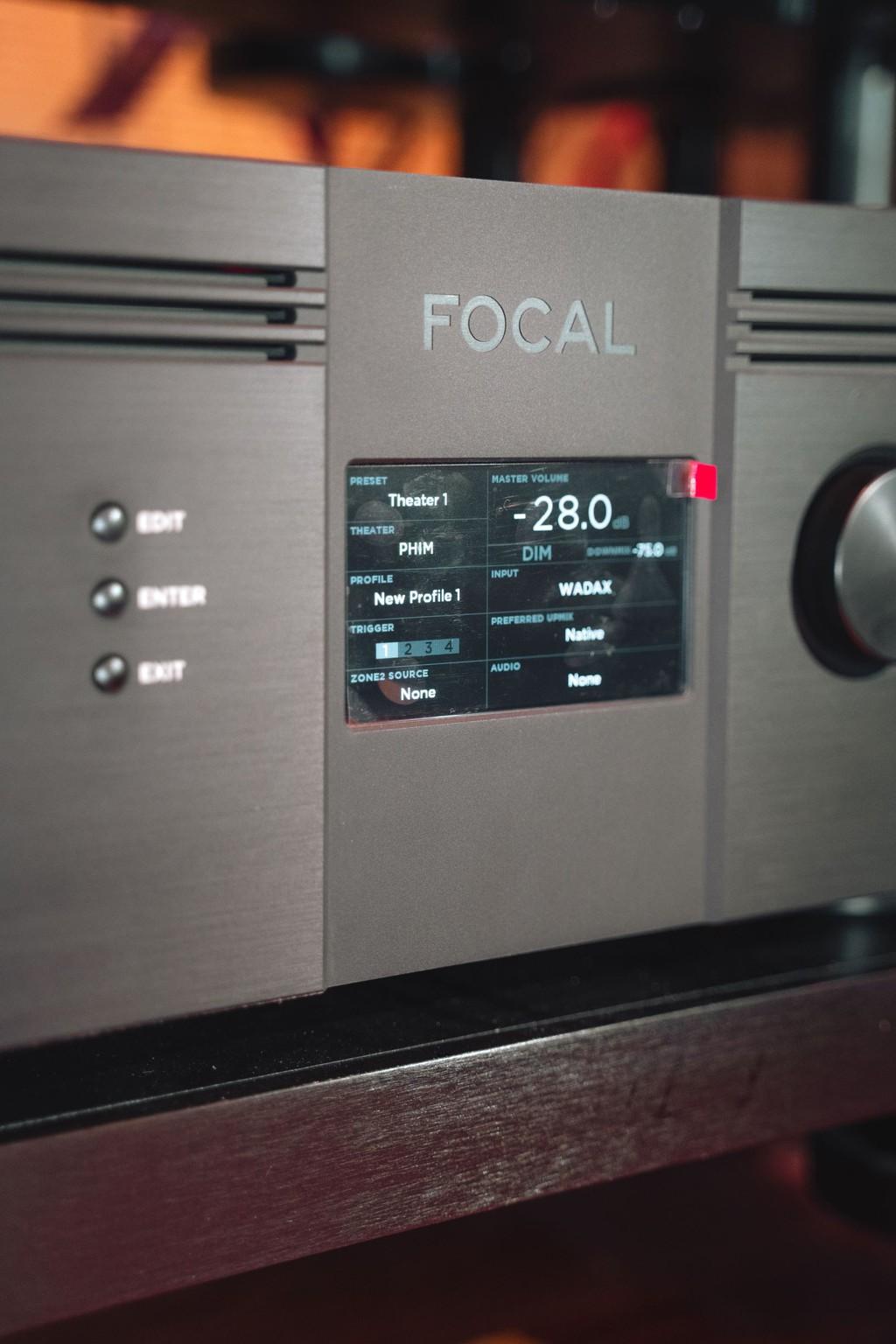 Astral 16 - Bất ngờ ampli xem phim xuất sắc đến từ hãng loa Focal ảnh 6