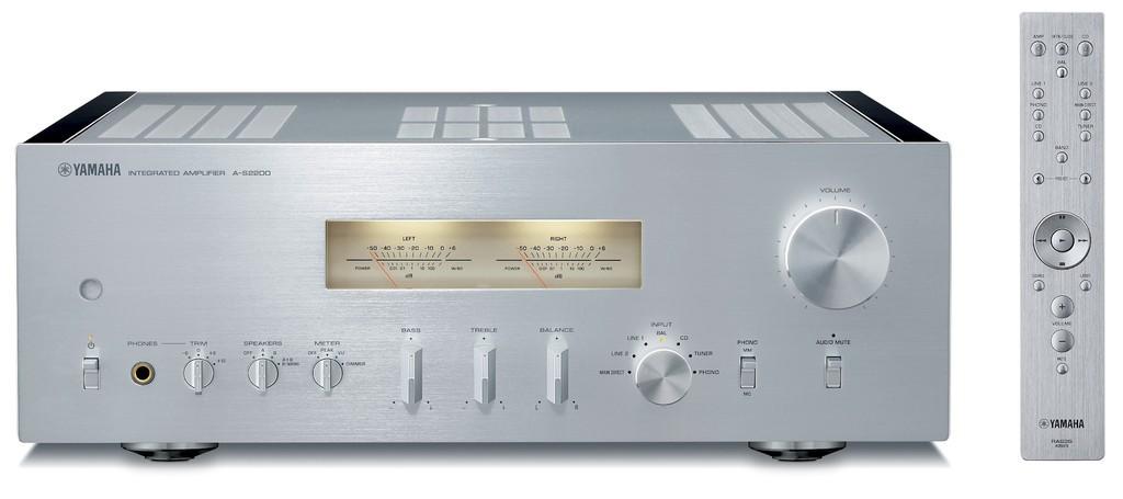 A-S2200 và A-S3200 - Bộ đôi ampli tích hợp cao cấp nhất của Yamaha, chinh phục audiophiles khó tính ảnh 2