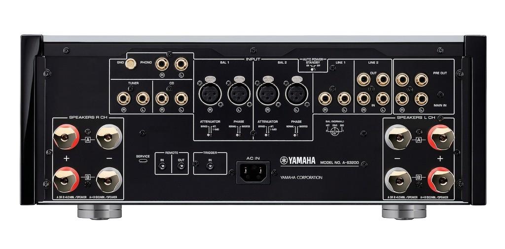 A-S2200 và A-S3200 - Bộ đôi ampli tích hợp cao cấp nhất của Yamaha, chinh phục audiophiles khó tính ảnh 7
