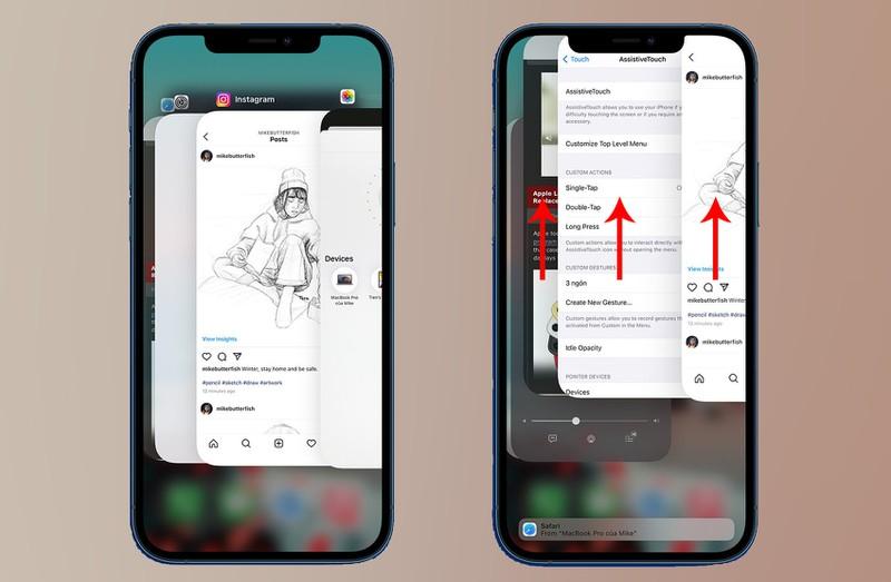 Thủ thuật - Tiện ích - Cách thoát nhiều ứng dụng cùng lúc trên iPhone trong nháy mắt (Hình 5).