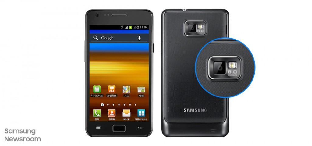 """Hành trình """"thay da đổi thịt"""" của camera trên Galaxy S1 cho đến S21 ảnh 2"""