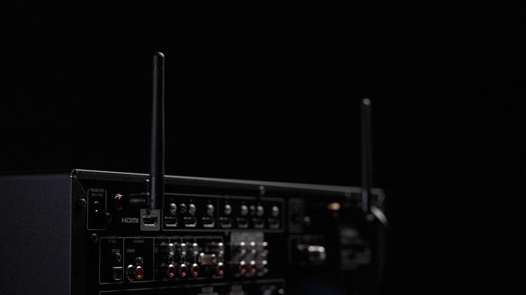 Editors Choice Awards 2020 - Yamaha RX-V6A – Receiver xem phim của năm ảnh 4