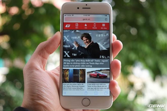 Sau hơn 4 năm được bày bán, iPhone 6 cuối cùng cũng đã bị khai tử tại Việt Nam - Ảnh 2.