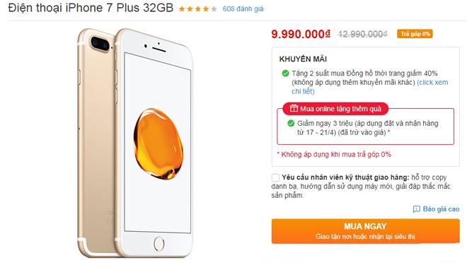 "ca iphone lan smartphone android lien tuc giam gia ""cau khach"" hinh anh 1"
