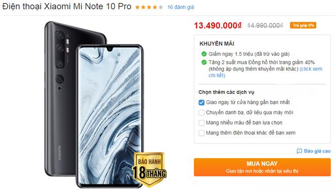 "ca iphone lan smartphone android lien tuc giam gia ""cau khach"" hinh anh 4"