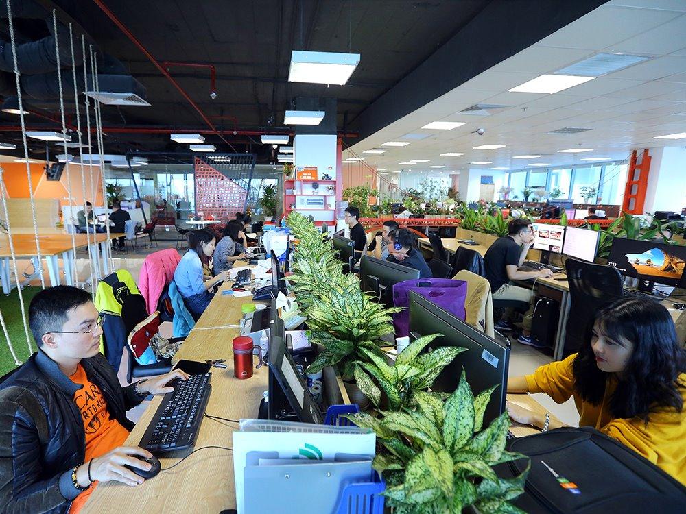 Nhu cầu tuyển dụng nhân sự trung và cao cấp ngành CNTT tăng 7%