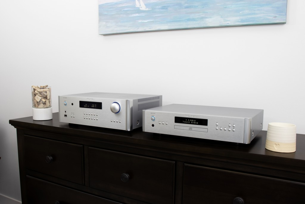 Ampli Rotel A14, RA-1572, RA-1592 đồng loạt lên phiên bản MK2, thay chip DAC mới, hỗ trợ Roon ảnh 5