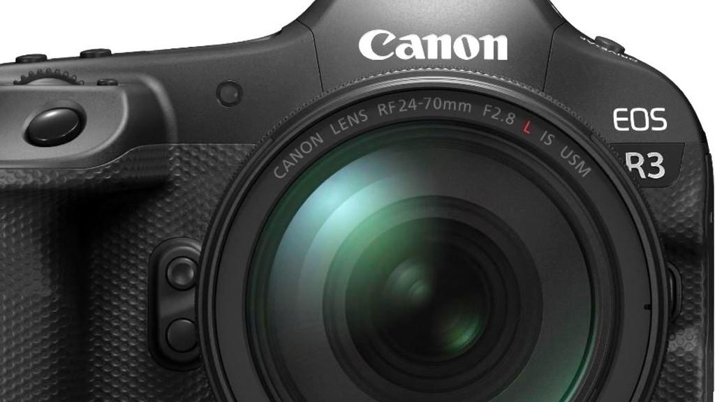 Canon máy ảnh không gương lật full-frame EOS R3 sẽ đáp ứng nhu cầu người dùng chuyên nghiệp ảnh 2