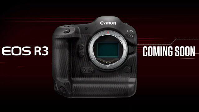 Canon máy ảnh không gương lật full-frame EOS R3 sẽ đáp ứng nhu cầu người dùng chuyên nghiệp ảnh 3
