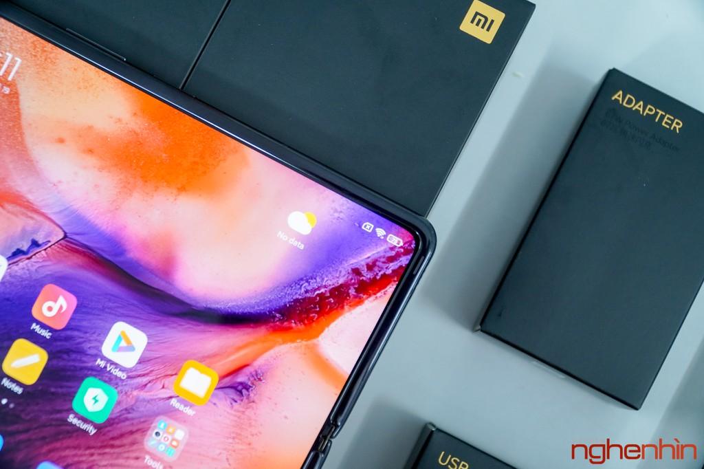 Trên tay Xiaomi Mi MIX Fold đầu tiên về Việt Nam: 40 triệu đồng có gì? ảnh 12