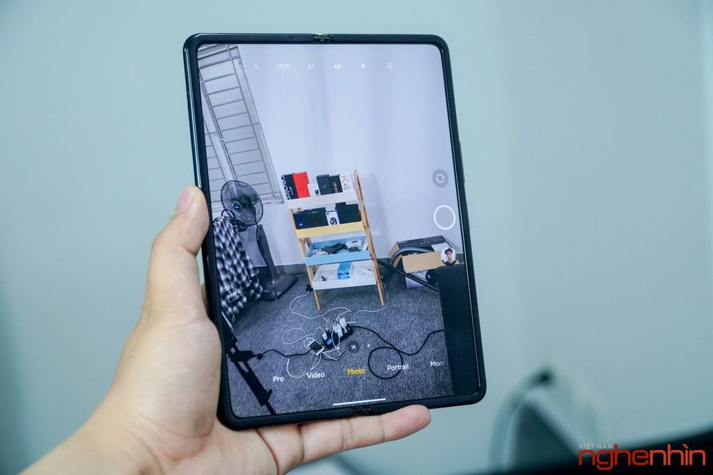Trên tay Xiaomi Mi MIX Fold đầu tiên về Việt Nam: 40 triệu đồng có gì? ảnh 3