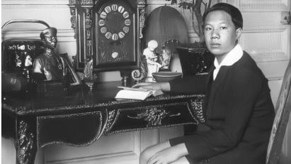 Chan dung Nam Phuong hoang hau, Einstein duoc lam net nho Remini hinh anh 11