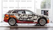 Mẫu xe SUV chạy điện Audi e-tron sẽ sớm được bán ra ở Việt Nam?
