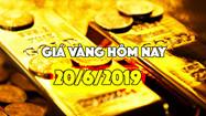 Giá vàng hôm nay 20/6: Giá vàng tăng mạnh sau khi FED công bố giữ nguyên lãi suất