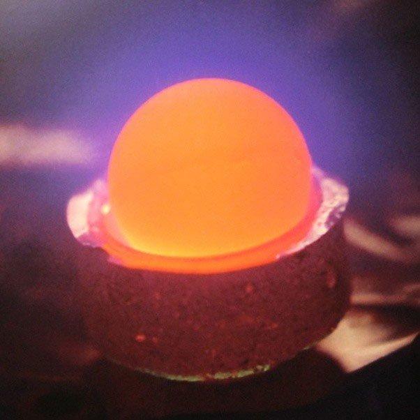 Đây là Plutonium, nguyên tố được khoa học tổng hợp đầu tiên, có thời gian bán rã là 88 năm: