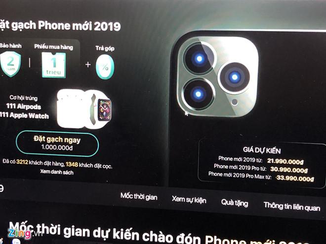 Nha ban le Viet len lut nhan dat truoc iPhone 11, khong dam goi ten hinh anh 1
