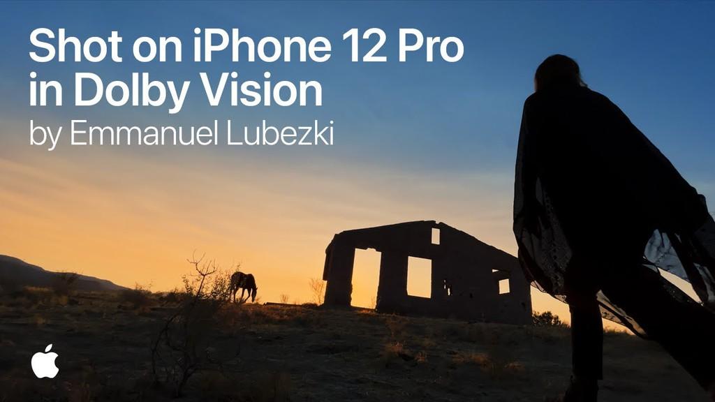 Video chất lượng Hollywood trên iPhone 12 chính xác là như thế nào? ảnh 1