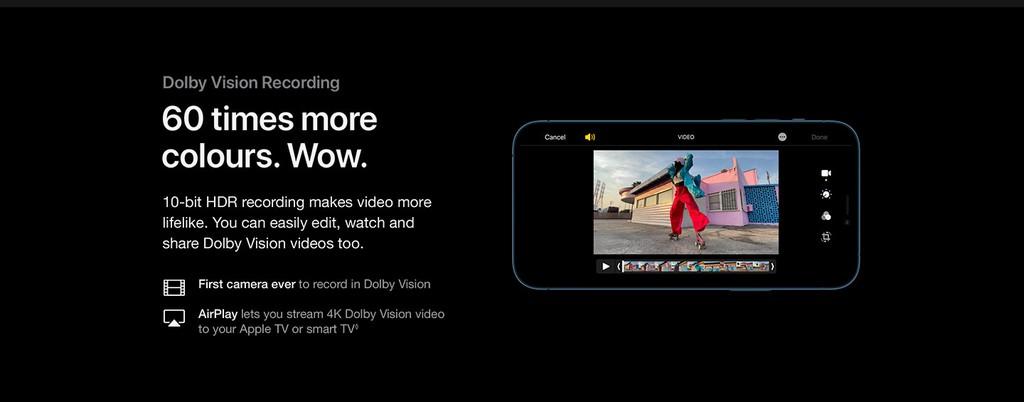 Video chất lượng Hollywood trên iPhone 12 chính xác là như thế nào? ảnh 3