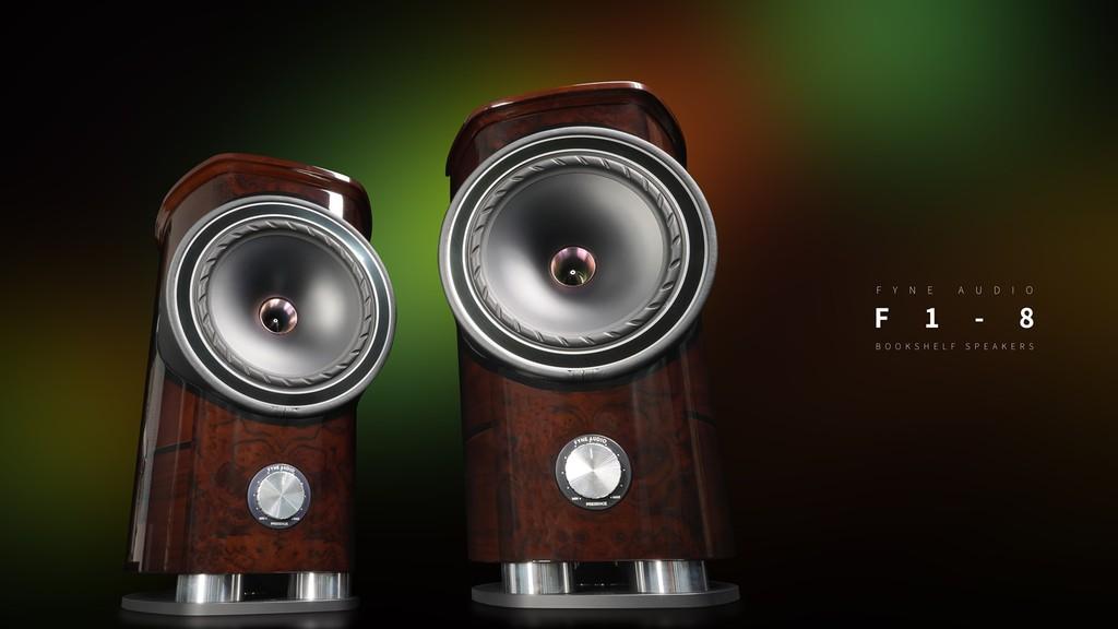 Fyne Audio F1-5 và F1-8 chính thức đến tay đại lý, audiophiles mê bookshelf đang mong trải nghiệm ảnh 1
