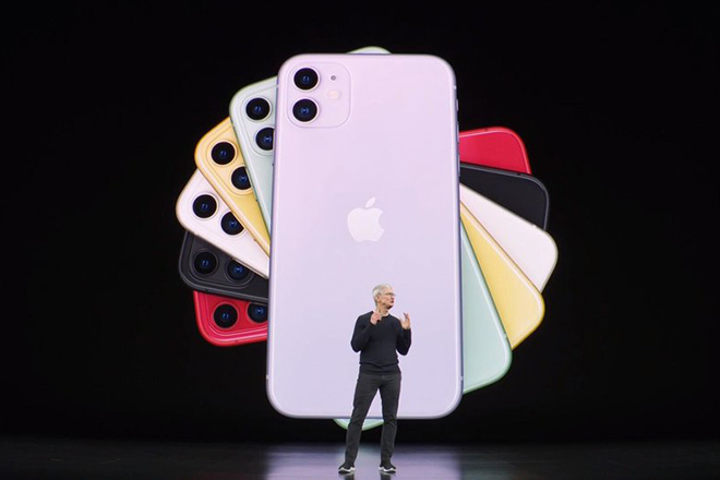12 trieu chiec iphone 11 ban ra trong thang 11, apple se thang lon? hinh anh 1