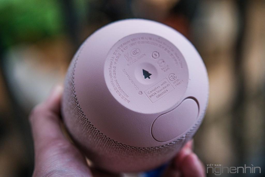 Trên tay loa bluetooth Ultimate Ears WONDERBOOM 2: mini, tiện dụng, cá tính giá 2 triệu ảnh 2