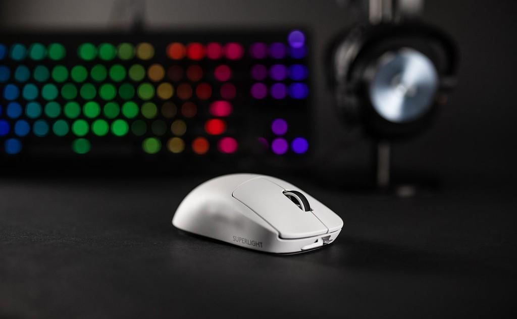 Logitech G Pro X Superlight: chuột chơi game không dây nhẹ nhất thế giới ảnh 1