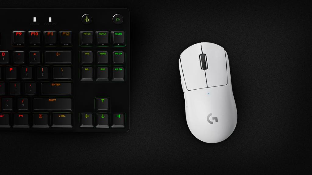 Logitech G Pro X Superlight: chuột chơi game không dây nhẹ nhất thế giới ảnh 3
