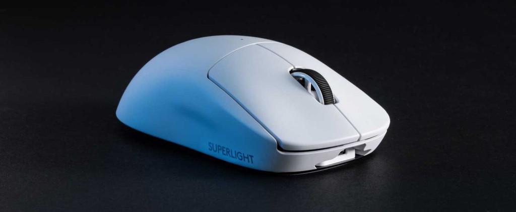 Logitech G Pro X Superlight: chuột chơi game không dây nhẹ nhất thế giới ảnh 5