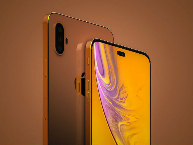 iphone xi va xi plus dep hoan hao, fan
