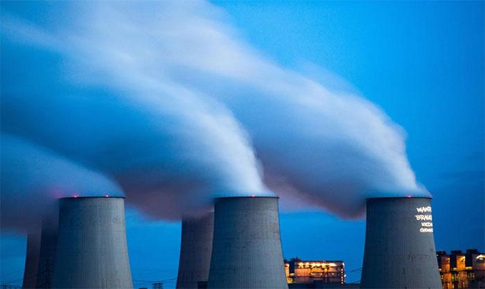 Khí CO2 có khả năng làm giảm sút khả năng suy nghĩ của chúng ta.