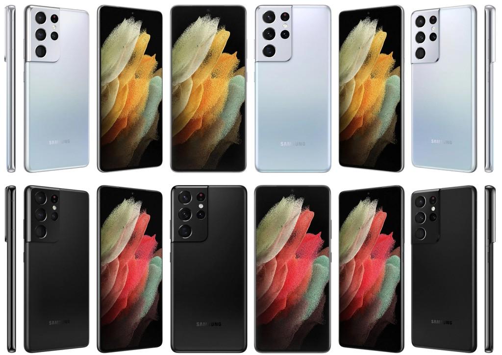 Rò rỉ hình ảnh chính thức của Samsung Galaxy S21 Ultra trước thềm ra mắt ảnh 1