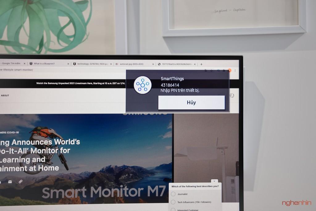 Đánh giá Samsung Màn hình thông minh M7 | M5: Bất ngờ trước hiệu năng đa nhiệm hơn cả lời đồn! ảnh 10