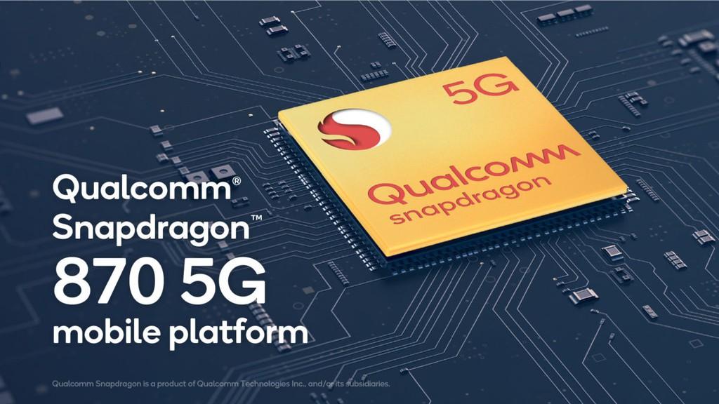 Snapdragon 870 mới của Qualcomm về cơ bản là Snapdragon 865+ ảnh 1