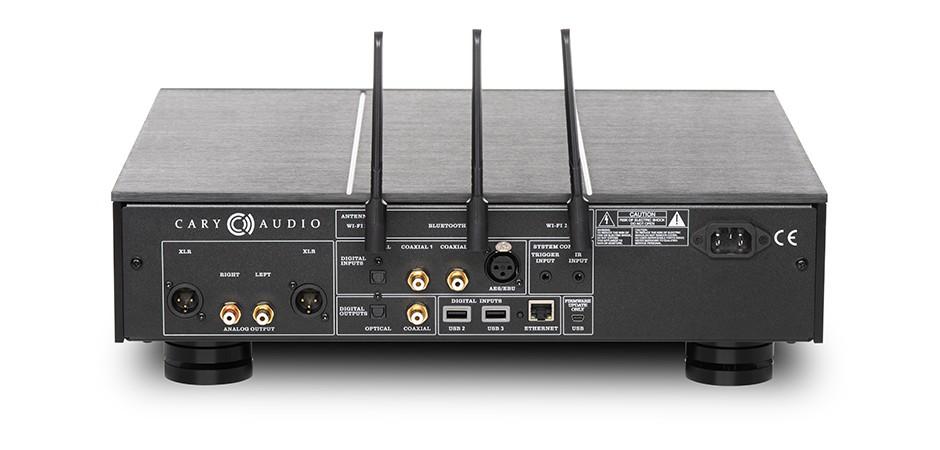 Cary Audio DMS-700 - Network Player đầu tiên trang bị cả chip FPGA và DAC điện trở bậc thang ảnh 3