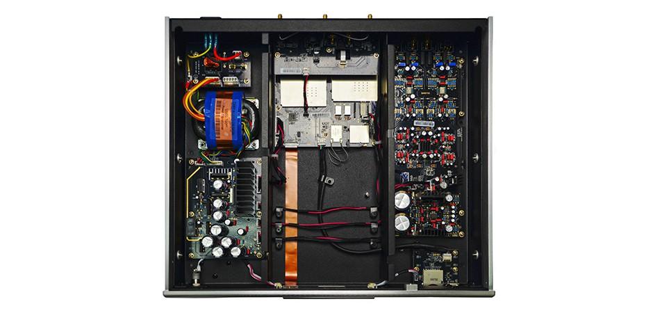 Cary Audio DMS-700 - Network Player đầu tiên trang bị cả chip FPGA và DAC điện trở bậc thang ảnh 5