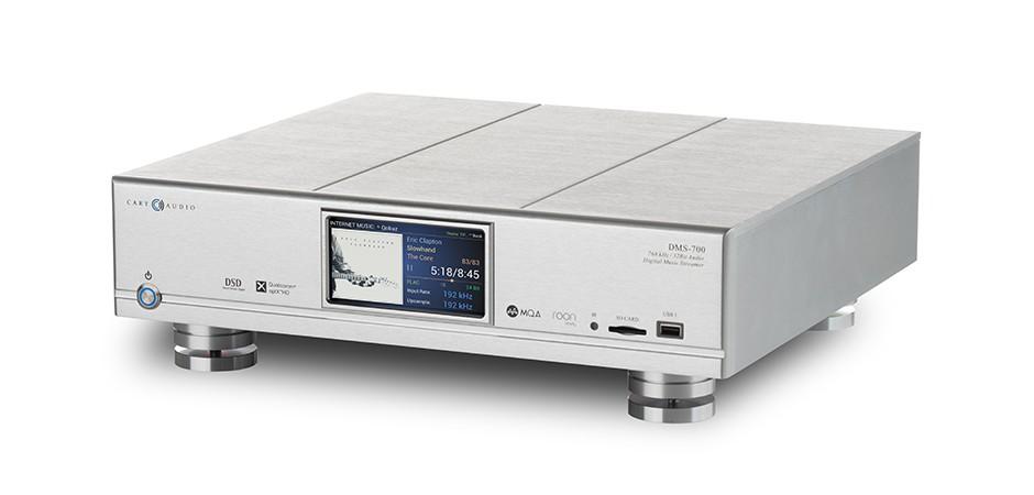 Cary Audio DMS-700 - Network Player đầu tiên trang bị cả chip FPGA và DAC điện trở bậc thang ảnh 6