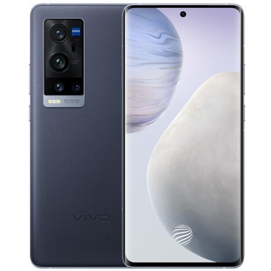 vivo X60 Pro + gây sốt với Snapdragon 888, máy quét vân tay UD, mặt lưng bằng da ảnh 3