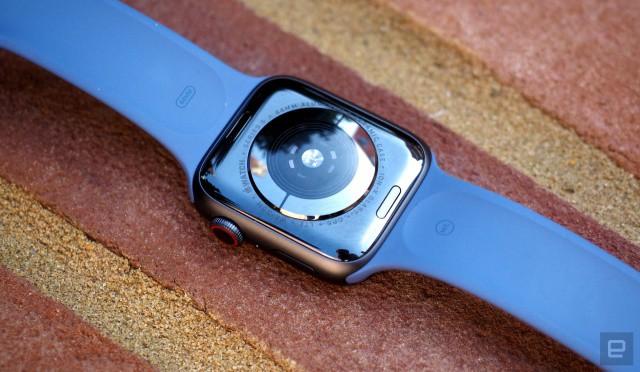 Đồng hồ thông minh có thể phát hiện sớm các dấu hiệu mắc Covid-19 ảnh 1