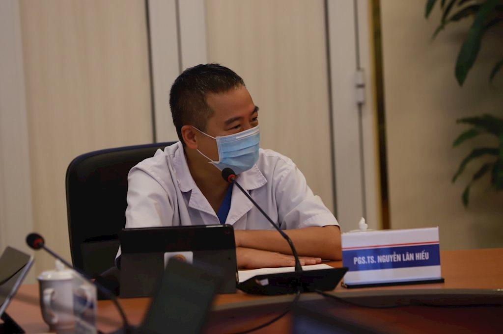 PGS.TS Nguyễn Lân Hiếu: Một bác sĩ đang có hai tay, sẽ có thêm cánh tay thứ ba là Telemedicine!