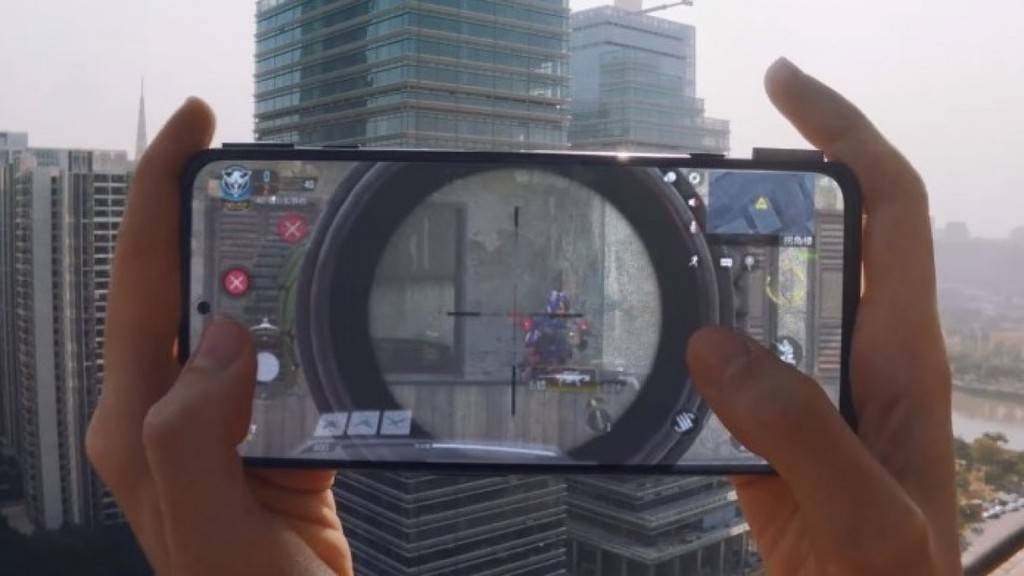 Gaming Phone của Redmi đi kèm Dimensity 1200, pin lớn và sạc 67W ảnh 1