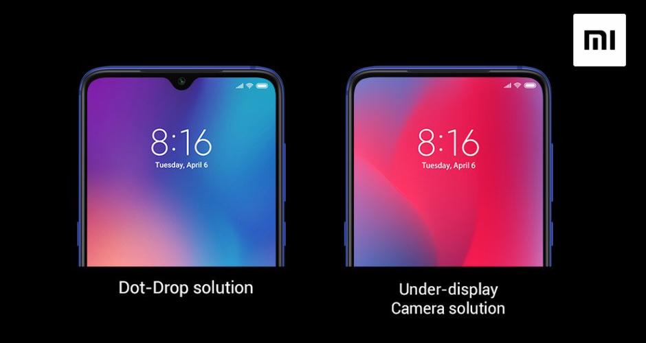 Samsung, Xiaomi, Oppo, Vivo, ZTE ra mắt smartphone với camera dưới màn hình trong năm nay ảnh 1