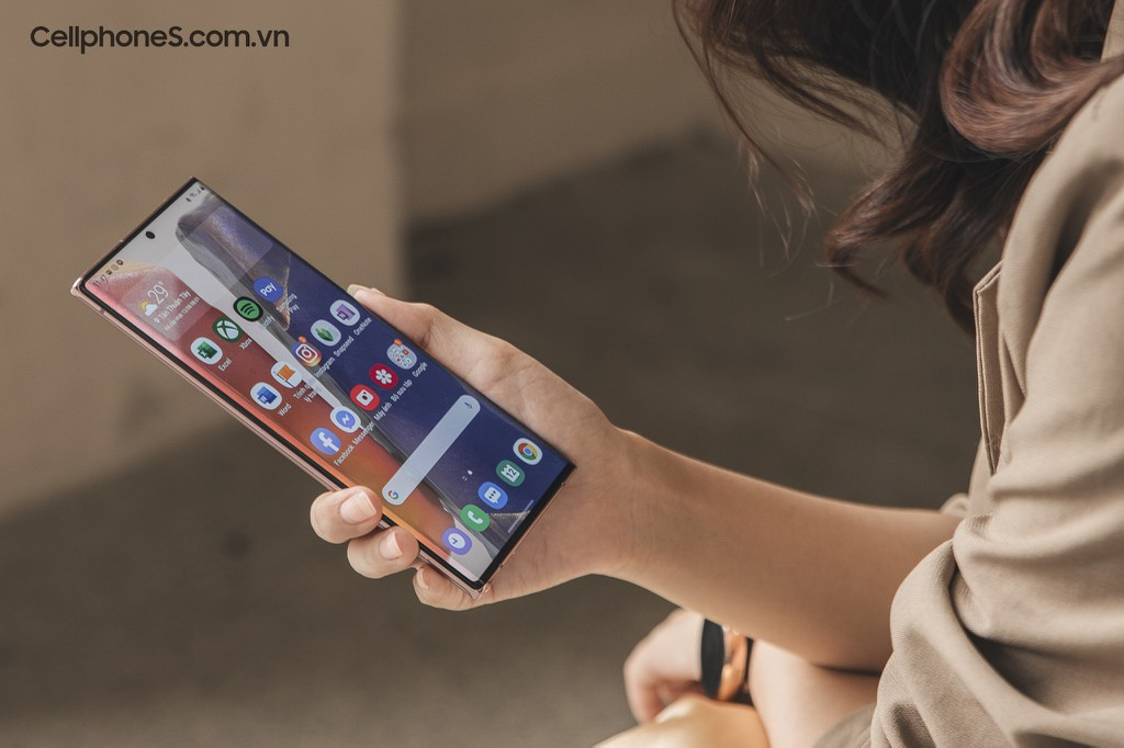 Sau hơn nửa năm ra mắt, Galaxy Note 20 Ultra bản 5G giảm chỉ còn 21 triệu ảnh 1