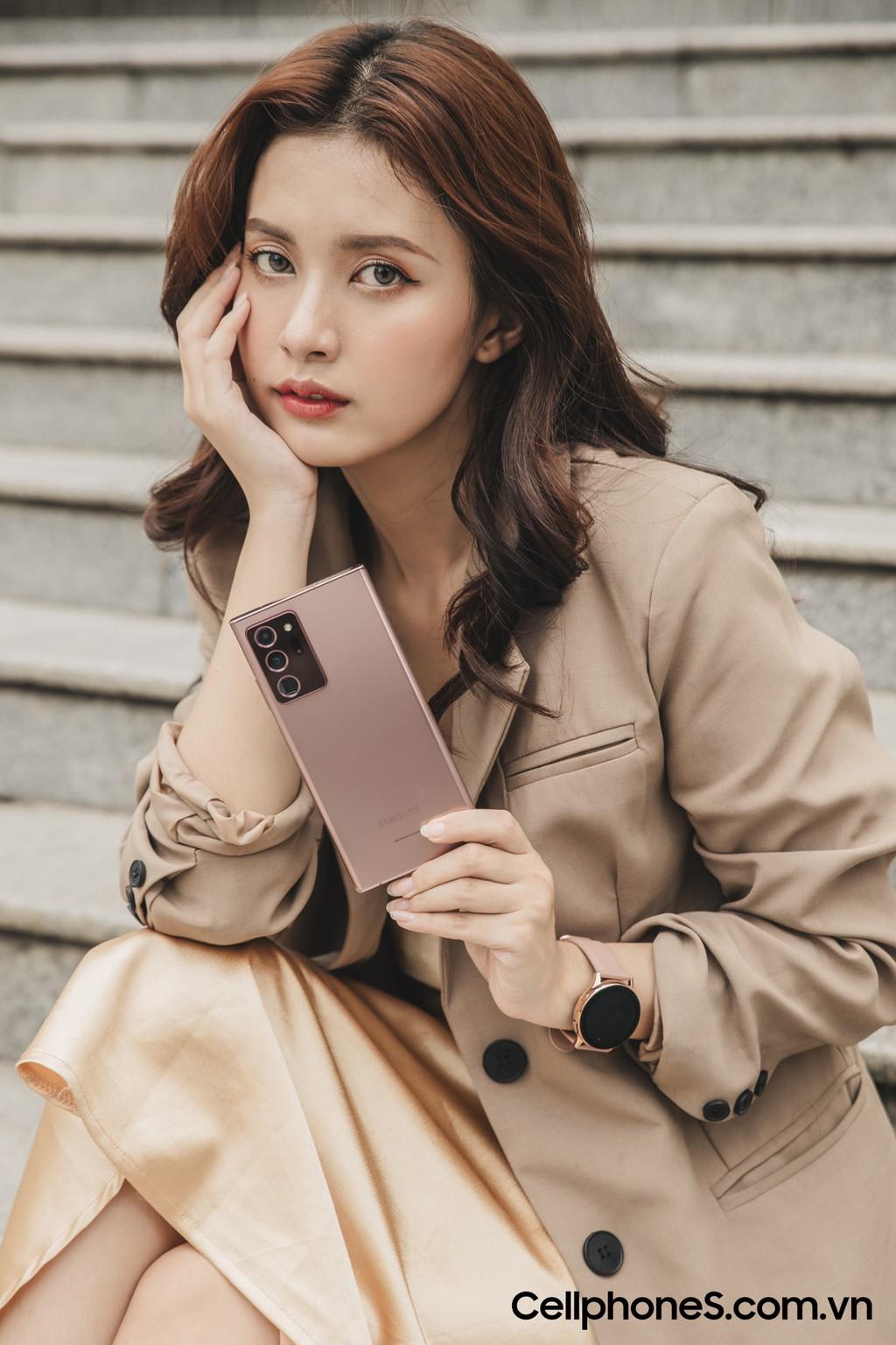 Sau hơn nửa năm ra mắt, Galaxy Note 20 Ultra bản 5G giảm chỉ còn 21 triệu ảnh 3