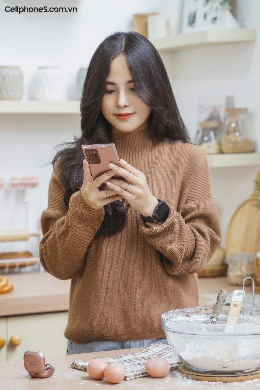 Sau hơn nửa năm ra mắt, Galaxy Note 20 Ultra bản 5G giảm chỉ còn 21 triệu ảnh 5
