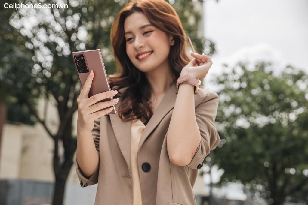 Sau hơn nửa năm ra mắt, Galaxy Note 20 Ultra bản 5G giảm chỉ còn 21 triệu ảnh 7