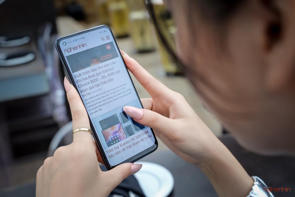 Trên tay realme 8 Pro tại Việt Nam: thiết kế trẻ trung, camera 108MP, nhiều chế độ độc đáo  ảnh 10