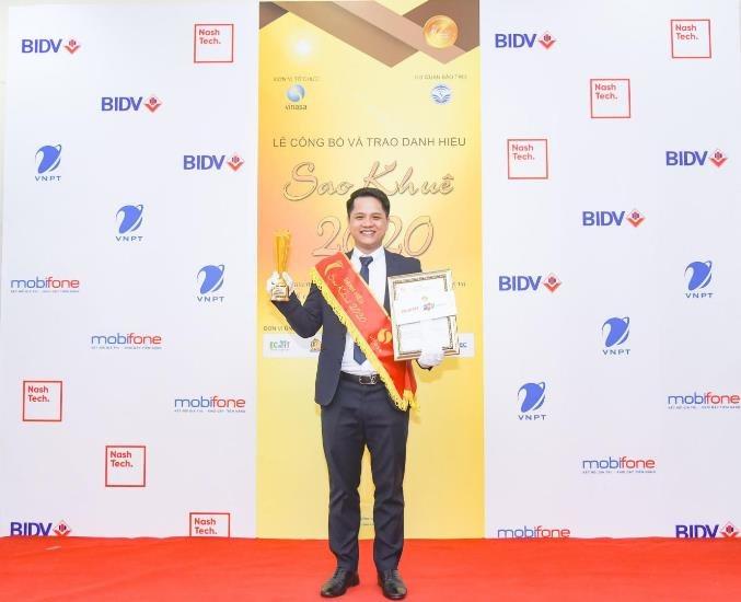 Dịch vụ tổng đài ảo OnCall đạt danh hiệu Sao Khuê 2020